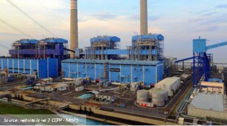 Engineering Services for Civil, Structural and Building Works of Jawa 2 Combined Cycle Power Plant Project for Mitsubshi Hitachi Power System