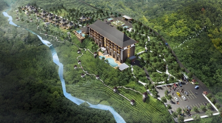 Guci Highland Hotel & Resort, Guci - Central Java (2015)