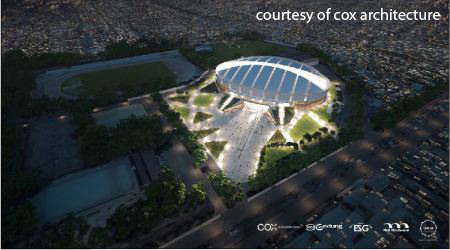 DED for Jakarta International Velodrome Project