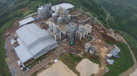 Engineering Services of New Greenfield Project for Calcination Plant  Designs